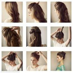 imgfave - amazing and inspiring images  -girl hair styles