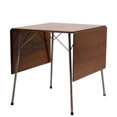 3601, Folding table by Arne Jacobsen for sale at Deconet