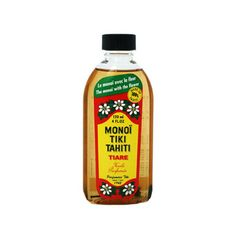 This stuff is amazing. My mom just brought me home a bottle from Tahiti and I'm in love!