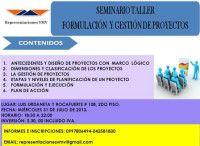 FORMULACION Y GESTION DE PROYECTOS - Akyanuncios.com - Publicidad con anuncios gratis en Ecuador