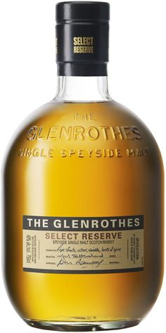 The Glenrothes  Select Reserve   Speyside Single Malt   Scotch Whisky | this stuff is so good