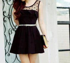 little black dress omg, so lovely