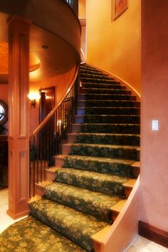 Staircases by Timber Ridge Properties traditional-staircase