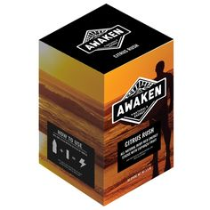 P-Awaken Citrus Rush is a mix of Ruby Red flavor blended with all natural ingredients, like Samoan noni, açaí and Amazonian