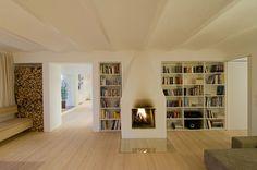 architektur + raum | Sanierungen / Denkmalschutz | Hinterm Buch