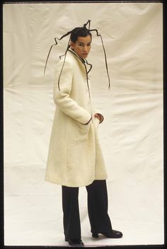 Julie Skarland, AW 1996/ 97 Ready-to-wear Photo: Wade H. Grimbly