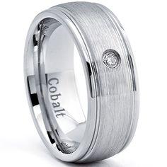 <li>Men's diamond ring</li><li>Cobalt jewelry</li><li><a href='http://www.overstock.com/downloads/pdf/2010_RingSizing.pdf'><span class='links'>Click here for ring sizing guide</span></a></li>