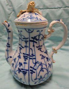 danish tea ship   Details about ANTIQUE TETTAU ROYAL BAYREUTH BLUE ONION H P DENMARK TEA ...