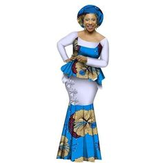 African Style Top and Long Skirt Women Cotton Print Kitenge Ankara O-Neck at Diyanu African Dashiki, Evening Dresses Plus Size, Long Skirts For Women, Kitenge, African Style, Ankara, Skirt Set, Cotton, Clothes