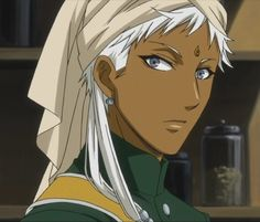 Agni - Voiced by Patrick Seitz in English and Hiroki Yasumoto in Japanese.
