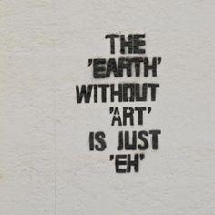 STREET ART UTOPIA » We declare the world as our canvas24 3D-Street Art Photos - A Collection » STREET ART UTOPIA