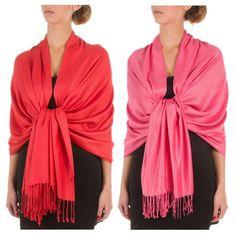 Turkish style Off White Pashmina Shawl Hijab Scarf Warm /& Extremely Soft
