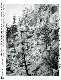 Cariboo wagon road True North, Gold Rush, British Columbia, Spinning, North America, Abandoned, Past, City Photo, History