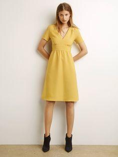 Lookbook Ba&sh - Printemps/été 2016 - robe livre pierrot et Leslie