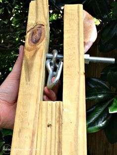 Make your own DIY Hammock Stand for 40 bucks! This is the perfect weekend project! Hammock Frame, Hammock Chair Stand, Diy Hammock, Backyard Hammock, Hammocks, Outdoor Hammock, Backyard Furniture, Backyard Projects, Diy Wood Projects