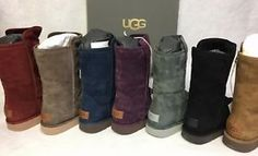 Ugg Italian Luxe Collection Abree Short Shearling Boots 1009250 Women's Item condition:New without box US $119.99
