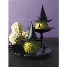 Martha Stewart Crafts Elegant Witch Treat Bags by Martha Stewart Crafts. $9.35. Good for bake sales and party treats. Includes eye and nose to decorate. Use these decorative bags to package your homemade treats. Send your party guests home with a fun reminder with these witch treat bag from Martha Stewart Crafts. Fill the cellophane bag and then add eyes and nose decorations and top with the telltale witch's hat. Makes 6 favors.