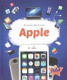 Engaging images accompany information about Apple, Inc. The combination of high-interest subject matter and narrative text is intended for students in grades 3 through 7.