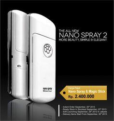 Agen Nano spray di Bangka Belitung - Jual Nano spray mci dan Magic  SMS 085731415765 BB PIN 28A72824