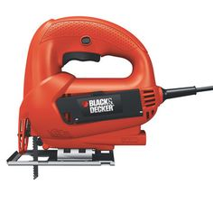 Factory Reconditioned Black & Decker JS515R 4.5 Amp Variable Speed Jig Saw
