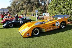 McLaren M8 F Can-Am Denny Hulme 1971
