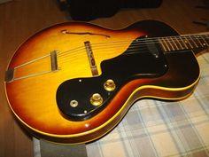 Vintage 1962 Gibson ES-120T Thinline Hollowbody! First Year Model! All Original!