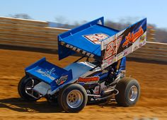Grew up watching my dad and brother-Sprint cars and dirt track racin'!