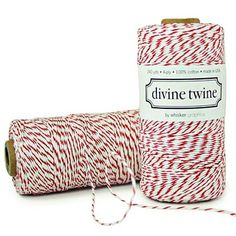 $15.99 Bakers Twine: Cherry in the Kitchen Jukebox store
