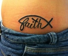 Faith Tattoo