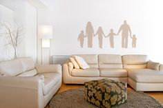 Custom Silhouette Wall Decals from @Simply  Silhouettes