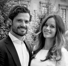 Le prince Carl Philip de Suède et son épouse la princesse Sofia attendent leur premier enfant.