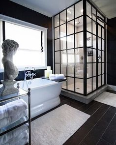 10 Refined Clever Hacks: Bathroom Remodel With Window Walk In bathroom remodel mirror tubs.Bathroom Remodel Before And After Farmhouse master bathroom remodel lighting. Shower Remodel Cost, Half Bathroom Remodel, New Bathroom Ideas, Simple Bathroom, Master Bathroom, Bathroom Updates, Paint Bathroom, Bathroom Hacks, Master Shower