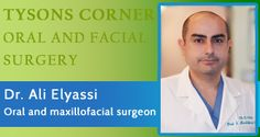 """Dr. Elyassi received his undergraduate degree in Chemistry from University of Virginia Baltimore County and Doctorate in Dental Surgery (DDS) degree from University of Virginia, Baltimore College of Dental Surgery. He completed his Oral & Maxillofacial Surgery residency at Tripler Army Medical Center, where he graduated """"top resident."""" He is board certified with the National Dental Board of Anesthesiology, as well as the American Board of Oral & Maxillofacial Surgeons."""
