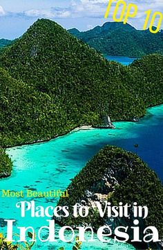 10 Most Beautiful Places to Visit in Indonesia. If you are wondering what there is to see and do in Indonesia, check out this list of top sites and attractions!