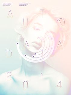 Auto Data by Anthony Neil Dart, via Behance