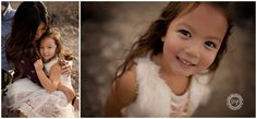 What to wear for family pictures for girls? Photo by Stevie Cruz Photography