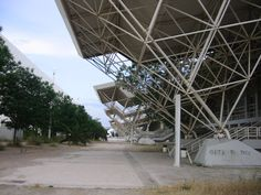 Athens olympic complex.