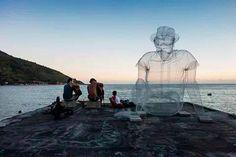 Edoardo Tresoldi: le scultura trasparenti dell'artista poliedrico [FOTO] - Caffè Letterario