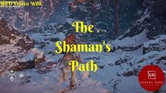 The Shaman's Path!