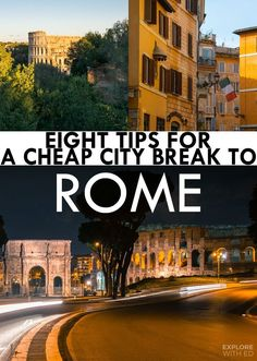 A trip to the eternal city doesn't have to cost the earth. This blog contains useful tips on how you can beat the crowds at The Colosseum and Vatican Museum, travel cheaply and eat out in Rome on a budget. #BudgetTravel