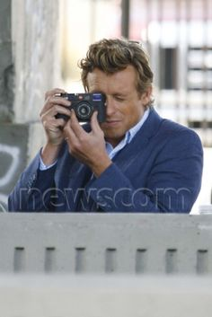 (:RED BLOG:) Simon Baker, Lisbon, Gentleman, Tv Shows, Red, Movies, Blog, Fictional Characters, Films