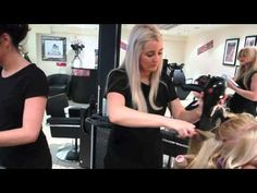Please repin.   Kelly from Cavern Hair Boutique in Liverpool is a Dianne Marshall trained hair extension expert.  Her salon is an official stockist of Dianne Marshall hair extensions.  Check out her video here!  #hairextensions #doubledrawn #europeanhair #liverpool www.diannemarshall.com