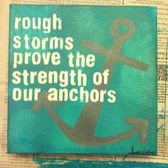 the strength of our anchors <3 AST <3