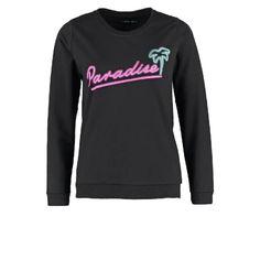 Sweatshirt - black by Even&Odd
