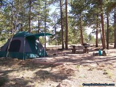Tent Camping List