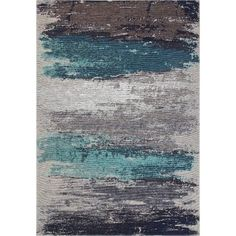 Koberec Eco Rugs Red Abstract, 200 x 290 cm - myra. Bose, Aqua, Rugs, Abstract, Design, Home Decor, Products, Water, Carpets