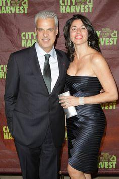 Chef Eric Ripert and his wife Sondra.