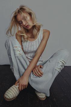 Photographer / Christine Polz @christinepolz Stylist + Design / Bonny Fersch HMUA / Hannah Manser Model / Caroline S. @ Munich Models @caroschroedl