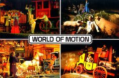 the world of motion | The World of Motion sponsored by General Motors had some other special ...