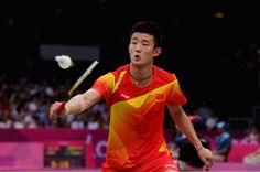 Chen Long (born January 18, 1989 in Shashi District, Jingzhou, Hubei) is a male badminton player from China. Chen was part of the Chinese team that won gold at the 2010 Thomas Cup in Kuala Lumpur. He only featured in their opening match against Peru, taking just 31 minutes to beat his opponent, before being replaced in the team by Bao Chunlai for the later rounds. Chen Long, Olympic Badminton, Sport Online, Olympics, Lol, Kuala Lumpur, Peru, January, Chinese